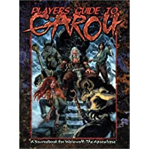 Players Guide to Garou - A Sourcebook for Werewolf: The Apocalypse