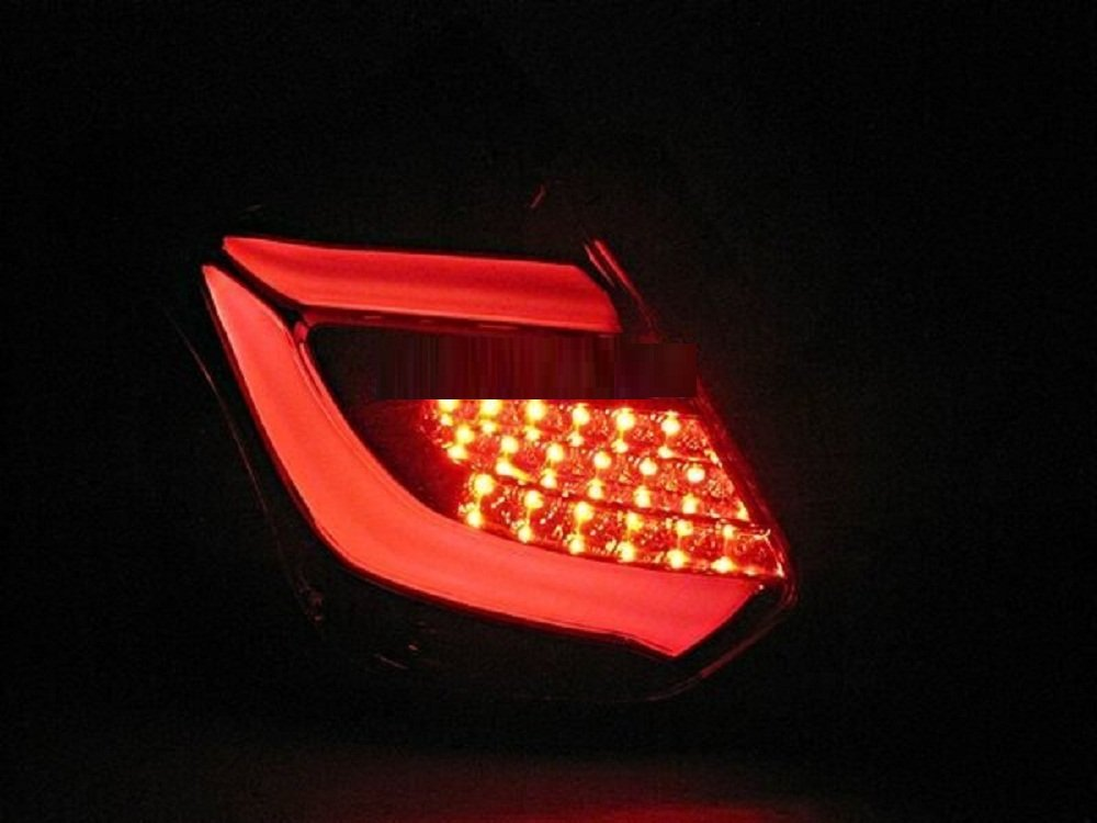 Ford Focus Mk3 Beam Type Led Tail Lights Lamps 2013-2015 2013 2014 2015: Amazon.es: Coche y moto