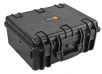 Amazon.com: Elefante E230 maletín rígido con espuma, para ...
