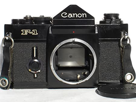 Review VINTAGE CANON F1 PHOTO
