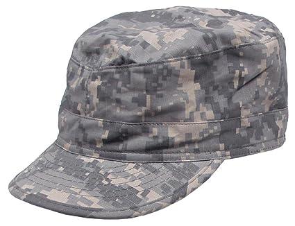227b1f0651d35 MFH Hombre Ripstop US Gorra militar ACU ACU Digital  Amazon.es ...