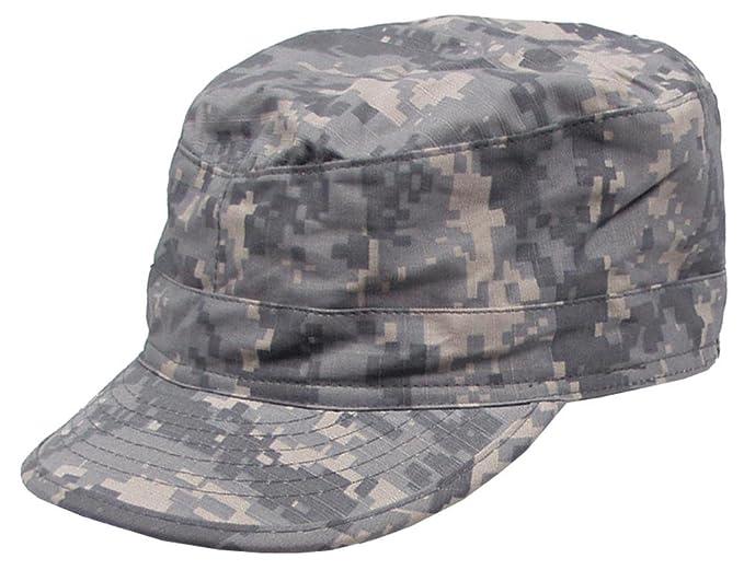 2747af51d17 MFH Men s Ripstop US Field Cap ACU ACU Digital at Amazon Men s ...