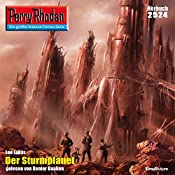 Der Sturmplanet (Perry Rhodan 2524) | Leo Lukas