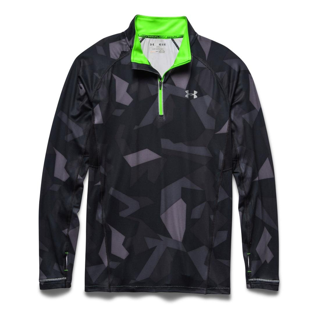 Under Armour Mens UA Launch Run Printed188; Zip