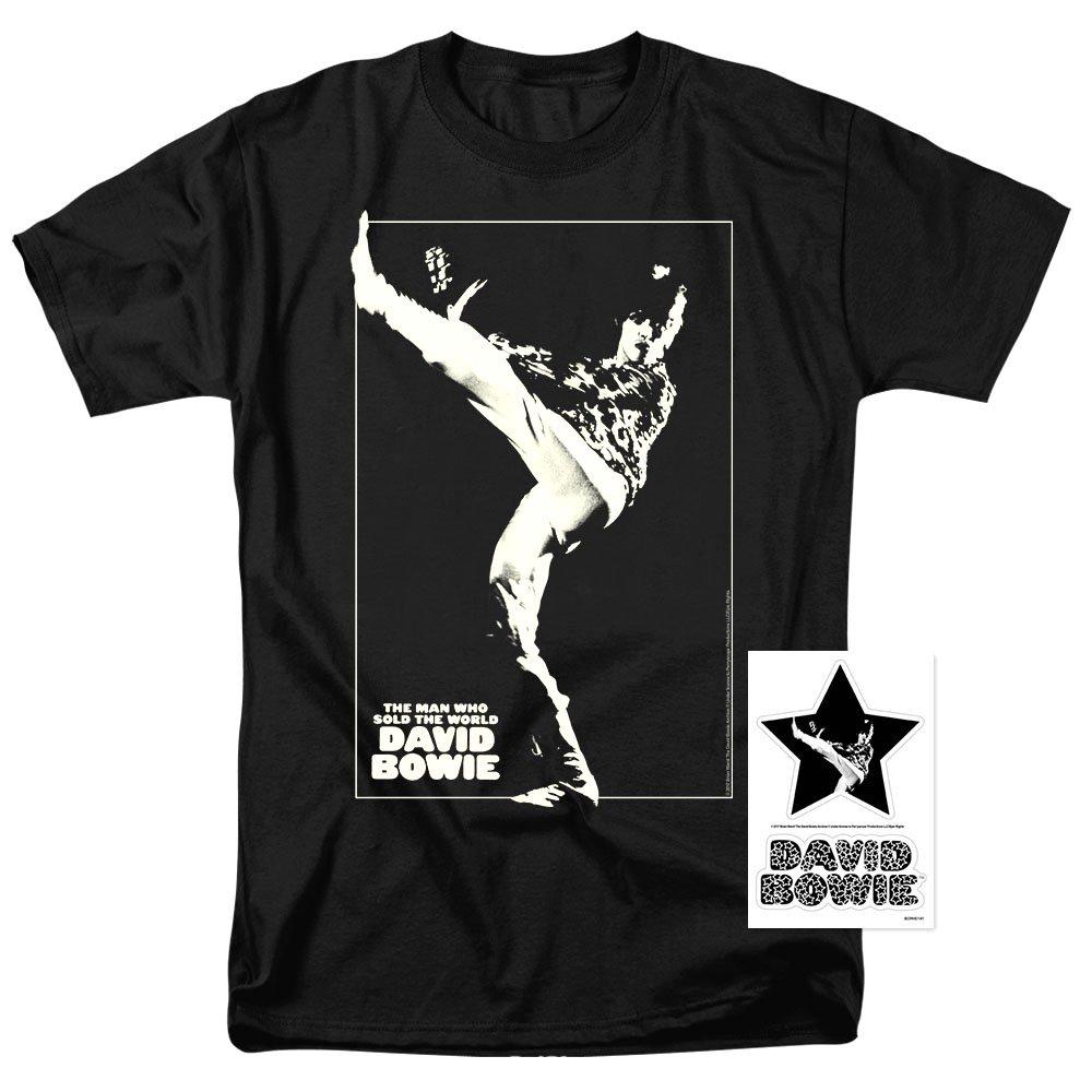David Bowie Rock Album Cover T Shirt