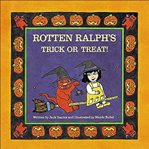 Rotten Ralph's Trick or Treat Audiobook