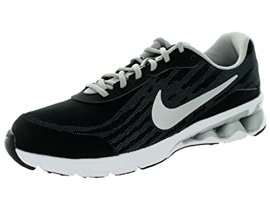 9 Men's Run Slvrdrk Blackmtllc Grywhite Nike Running Reax Shoe MVSUqzp