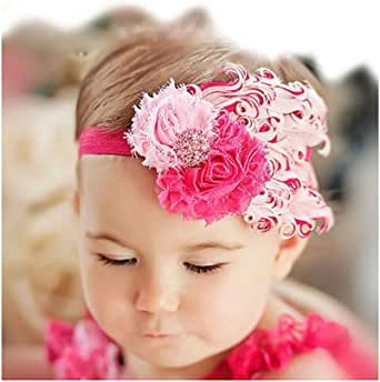 Amazon.com: Generic Baby Newborn Toddler Girls Feather