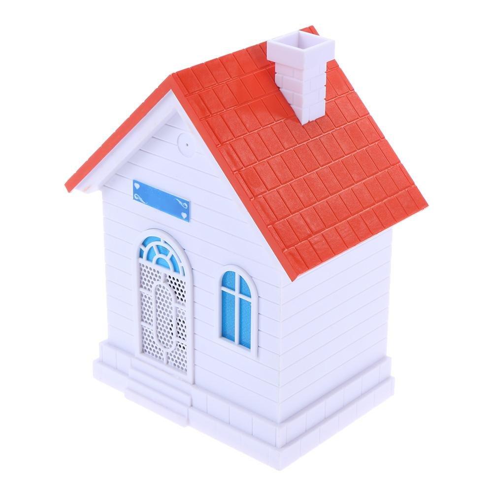 2 Occitop Rechargeable Silencer House Shape Anti Bark Device No Bark(EU)