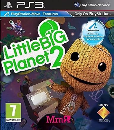 Sony Little Big Planet 2, PS3 vídeo - Juego (PS3, PlayStation 3, Aventura, K-A (niños hasta adultos)): Amazon.es: Videojuegos