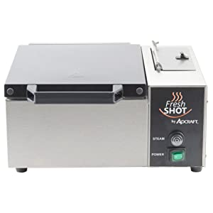 Value Series CTS-1800W Countertop Steamer/Warmer