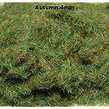WWS Autumn 4mm Mix Model Detailing Static Grass 20g G,O,HO/OO,TT,N.Z Wargames