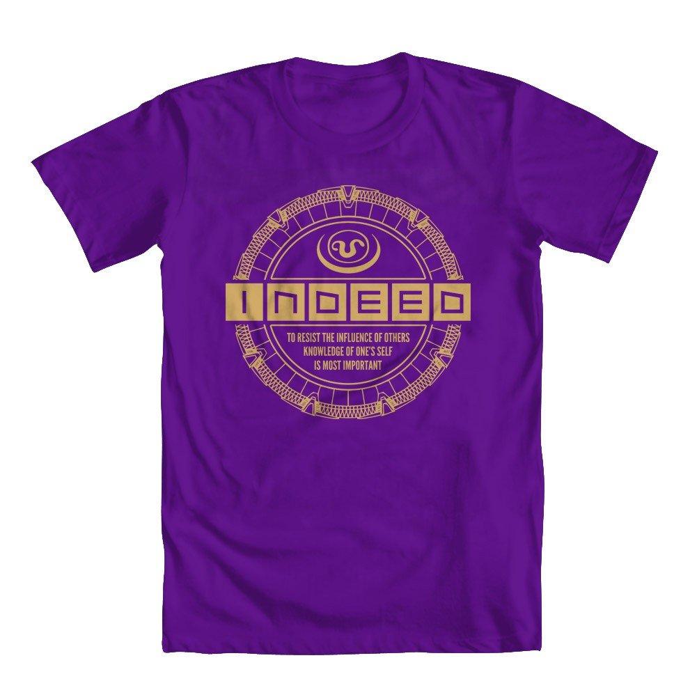GEEK TEEZ Tealc Indeed Youth Girls T-Shirt