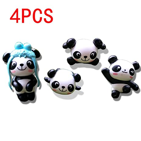 Amazon Gouptec 40 Pcslot Panda Micro Landscape Gardening Unique Gardening Decorative Accessories