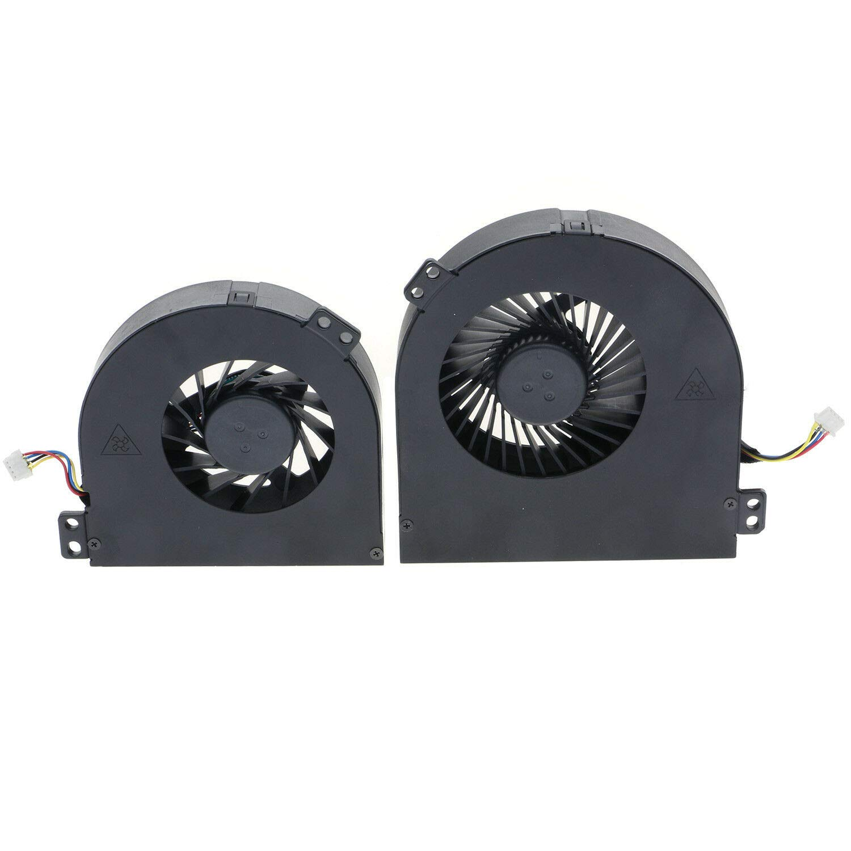 Ventilador CPU GPU Dell Precision M4700 M4800 Notebook Accessori