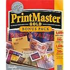 PRINTMASTER GOLD BONUS PACK VERSION 4