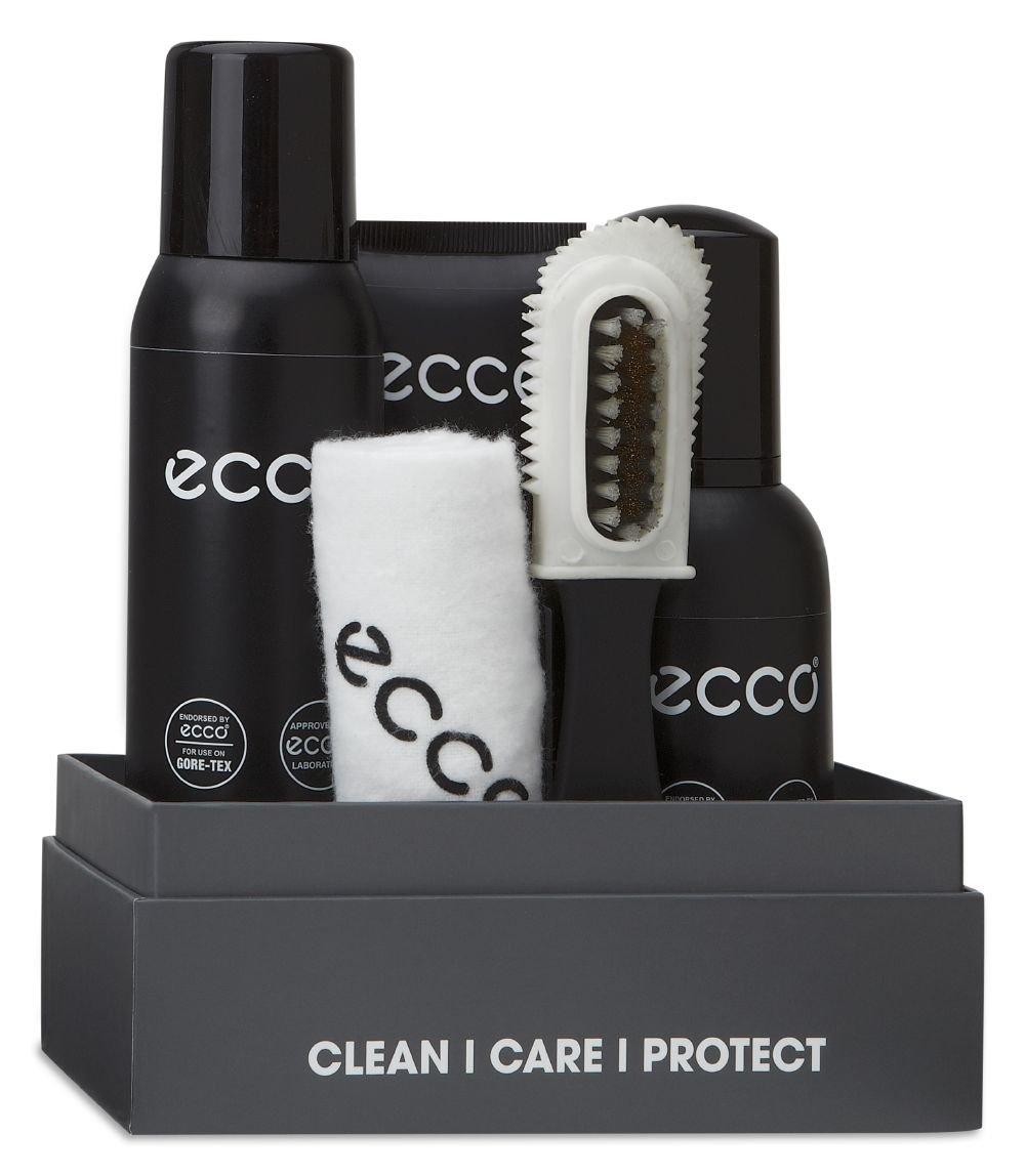 ECCO Shoe Care Kit, Neutral, No Size M EU (No Size US)