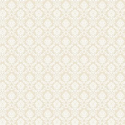 Norwall SD36134 Prepasted Wallpaper, Multicolor