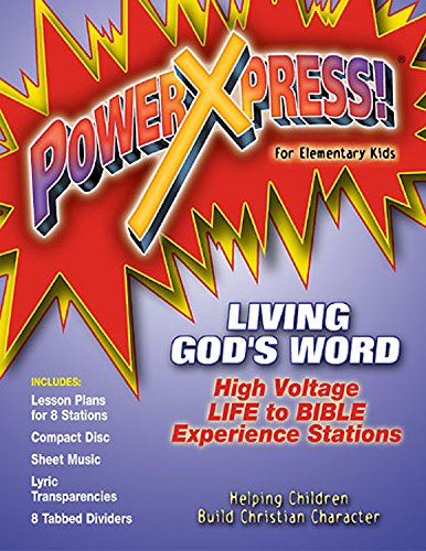 PowerXpress Living God's Word Sharing and Kindness Unit