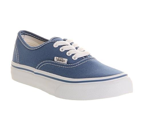 VANS Zapatos sneakers unisex color azul AUTHENTIC YjnwT