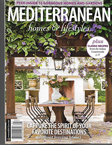 Mediterranean Homes and Lifestyles 2017