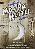 The Adventures of Ma & Pa Kettle: Volume One (The Egg and I / Ma and Pa Kettle / Ma and Pa Kettle Go to Town / Ma and Pa Kettle Back on the Farm)
