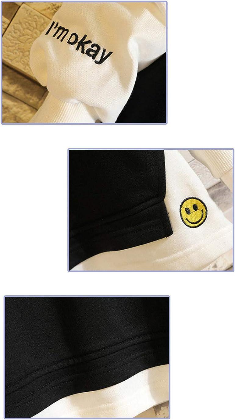 Meelanz Unisex JoJos Bizarre Adventure Hoodie Anime Jotaro Kujo Pullover Sweatshirt Long Sleeve for Men Teens