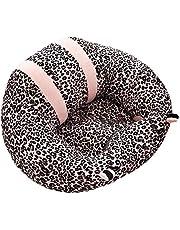 LTDD Babysteun Zitbank Pluche Zacht Dier Leren Zitstoelen Comfortabel Zitten Baby Leren Zitten Stoel