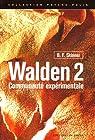 Walden 2 : Communauté expérimentale par Skinner
