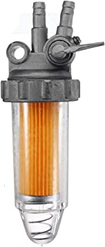 Forspero Conjunto De Válvula De Cierre De Filtro De Combustible para Kipor Kama Etq Duropower Generador Diesel