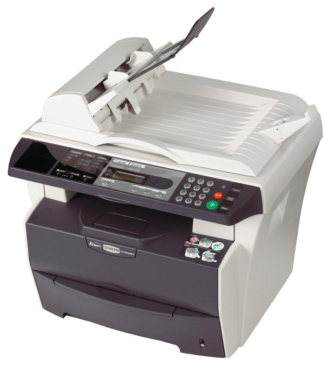 Kyocera FS-1016MFP/KL3 - Impresora multifunción (Laser, Mono ...