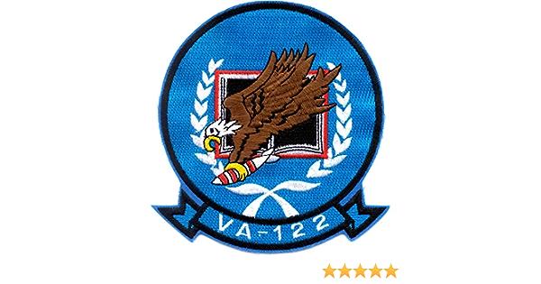 Attack Squadron VA-122 Patch Full Color