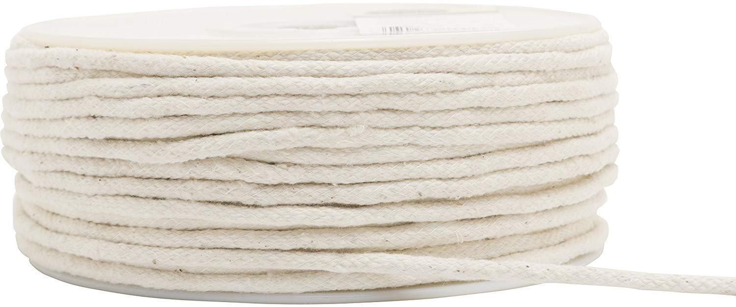 Wrights Cotton Piping Size 1 3/16''X50yd, Natural (Limited Edition) by Wright Products.