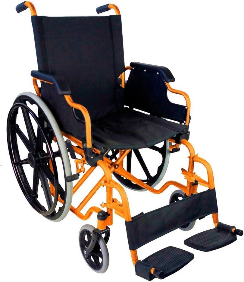 Mobiclinic Standard Rollstuhl, Faltrollstuhl