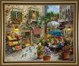 Contentment Framed Print 29.30''x36.01'' by Nicky Boehme