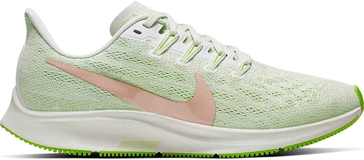 Zapatilla Running Nike Zoom Pegass 36 Verde: Amazon.es: Zapatos y ...