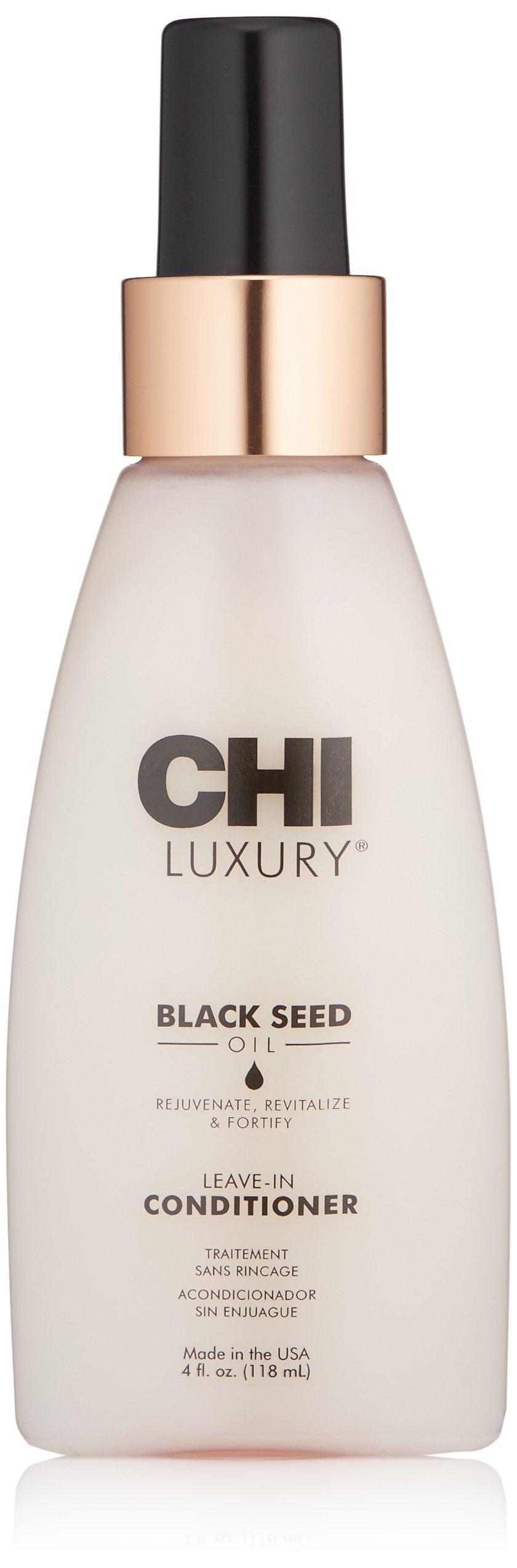 Amazon com: CHI Luxury Black Seed Oil Moisture Replenish
