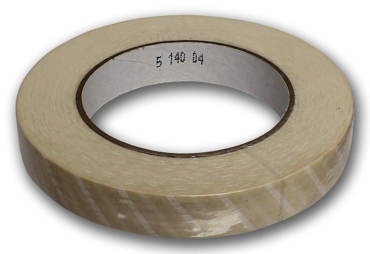 Cinta adhesiva de esterilizació n para vapor, 19 mm x 50 m, 1 pieza 19mm x 50m 1pieza Pain-is-Art