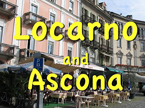 Locarno and Ascona, in Ticino, southern - Shops Waterfront In