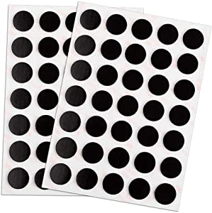 Flexible Magnet Dots with Adhesive by House Again – Perfect for Crafts & DIY Projects, Hanging & Organizing Light Objects at Home Office or Warehouse, 70Pcs