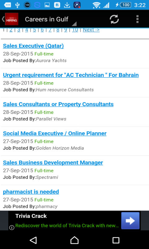 Amazon com: Gulf Jobs Search: Appstore for Android