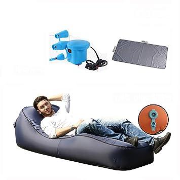 Amazon.com: Bolsa inflable para sofá o tumbona de aire ...