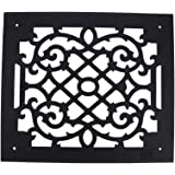 Heat Air Grille Cast Victorian Overall 14 X 16 | Renovator's Supply