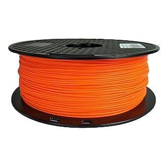 PLA Max (PLA+) Filamento para impresora 3D, color naranja, 1,75 mm ...