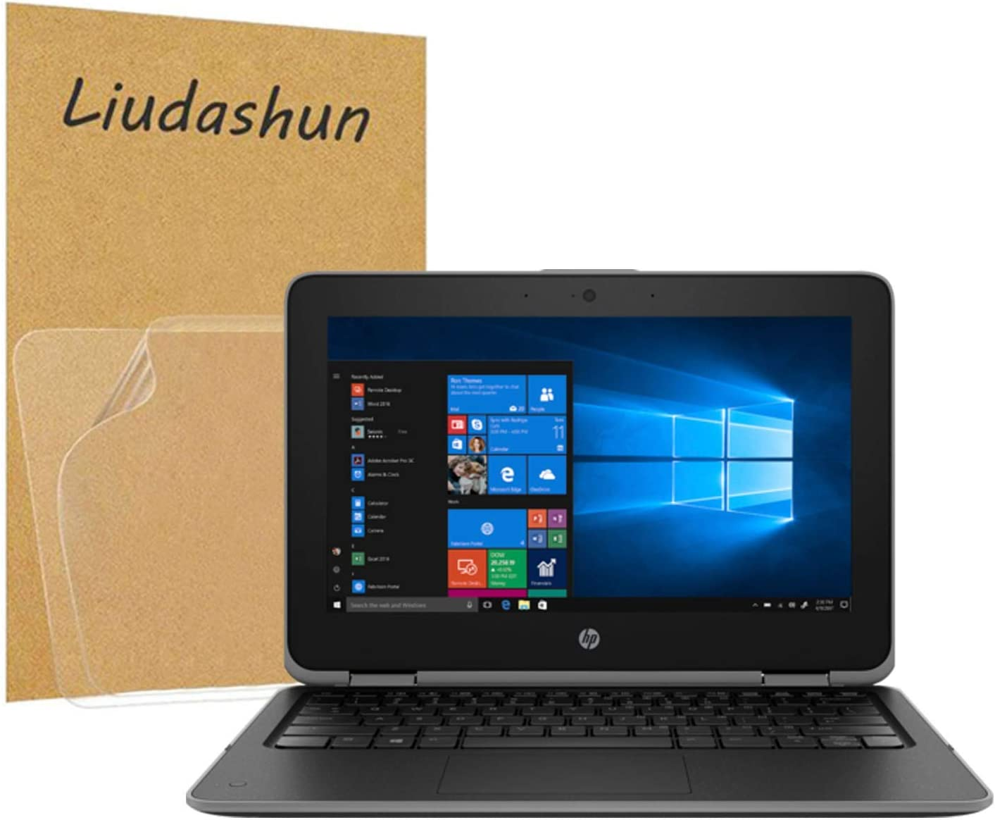 "Liudashun Screen Protector For 11.6"" HP ProBook x360 11 G1 EE / G2 EE Series Laptop"