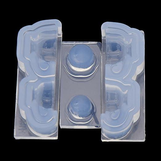 kesheng molde de silicona cristal miniatura DIY creación ...