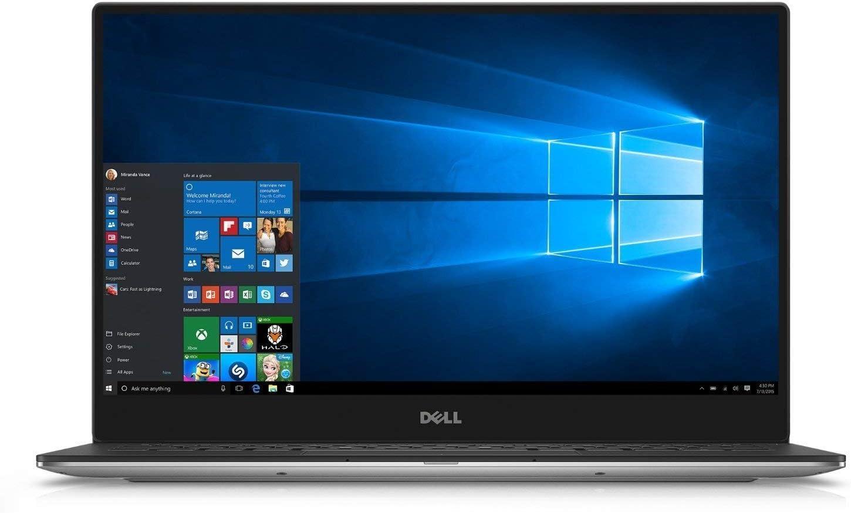 "2019 Dell XPS 13 9360 13.3"" FHD Thin and Light Laptop Computer, 8th Gen Intel Quad-Core i7-8550U Up to 4.0GHz, 8GB RAM, 802.11AC WiFi, Bluetooth 4.2, HDMI, Windows 10, Up to 256GB 512GB 1TB PCIe SSD"