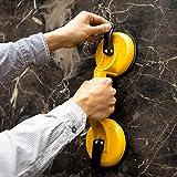 Qadira Premium Quality Heavy Duty Aluminum Suction