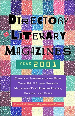 Directory of Literary Magazines 2001 (Clmp Directory of Literary