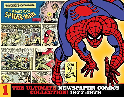 Ultimate Spider Man Comics (The Amazing Spider-Man: The Ultimate Newspaper Comics Collection Volume 1 (1977-1978) (Spider-Man Newspaper Comics))
